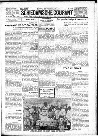 Schiedamsche Courant 1935-12-21