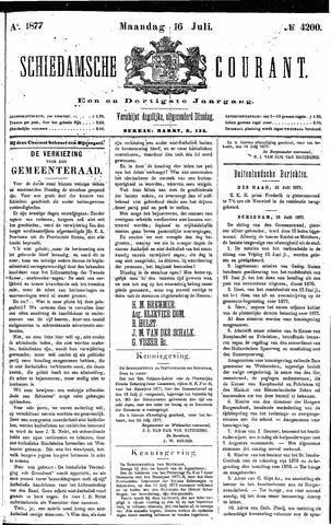 Schiedamsche Courant 1877-07-16