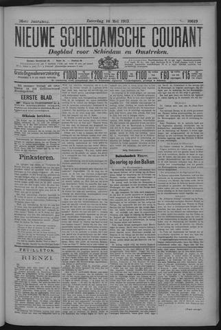 Nieuwe Schiedamsche Courant 1913-05-12