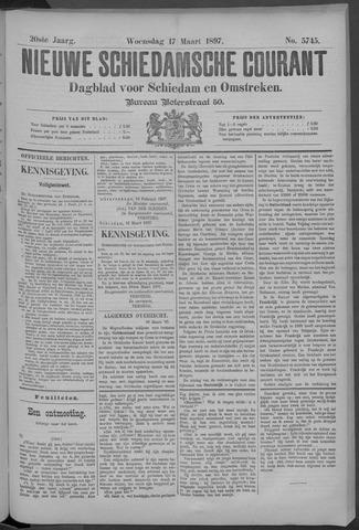 Nieuwe Schiedamsche Courant 1897-03-17