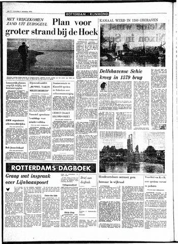 Rotterdamsch Parool / De Schiedammer 1970-11-04