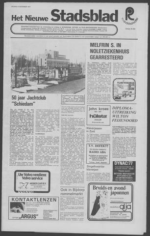 Het Nieuwe Stadsblad 1977-11-04