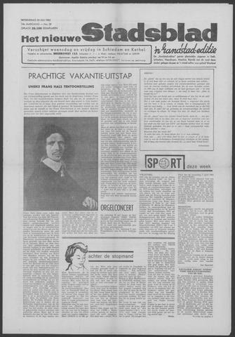 Het Nieuwe Stadsblad 1962-07-25