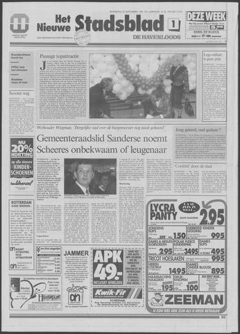 Het Nieuwe Stadsblad 1995-09-20
