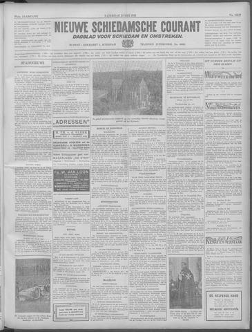 Nieuwe Schiedamsche Courant 1933-05-20