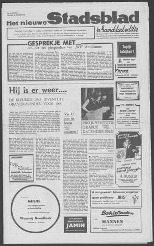 Het Nieuwe Stadsblad 1967-10-13