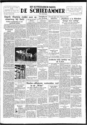 Rotterdamsch Parool / De Schiedammer 1947-10-11