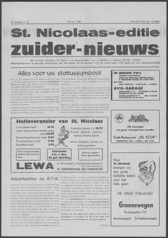 Zuider Nieuws 1968-11-28