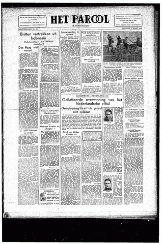 Rotterdamsch Parool / De Schiedammer 1946-03-11