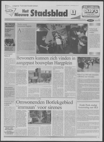 Het Nieuwe Stadsblad 2003-01-22