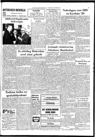 Rotterdamsch Nieuwsblad / Schiedamsche Courant / Rotterdams Dagblad / Waterweg / Algemeen Dagblad 1966-10-03