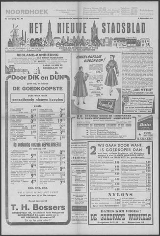 Het Nieuwe Stadsblad 1951-11-09