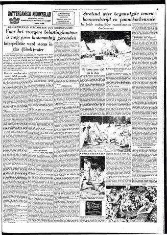 Rotterdamsch Nieuwsblad / Schiedamsche Courant / Rotterdams Dagblad / Waterweg / Algemeen Dagblad 1964-08-07