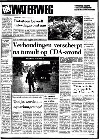 Rotterdamsch Nieuwsblad / Schiedamsche Courant / Rotterdams Dagblad / Waterweg / Algemeen Dagblad 1983-09-21