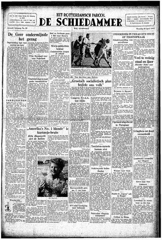 Rotterdamsch Parool / De Schiedammer 1947-04-28