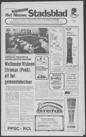 Het Nieuwe Stadsblad 1976-02-20