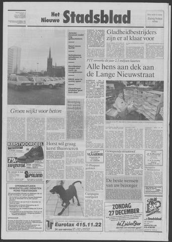 Het Nieuwe Stadsblad 1992-12-23