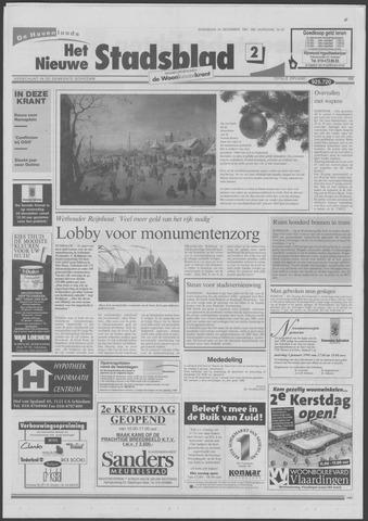 Het Nieuwe Stadsblad 1997-12-24