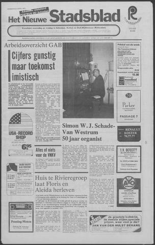 Het Nieuwe Stadsblad 1975-04-09