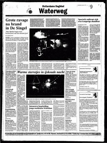 Rotterdamsch Nieuwsblad / Schiedamsche Courant / Rotterdams Dagblad / Waterweg / Algemeen Dagblad 1997
