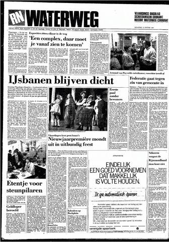 Rotterdamsch Nieuwsblad / Schiedamsche Courant / Rotterdams Dagblad / Waterweg / Algemeen Dagblad 1987-01-12
