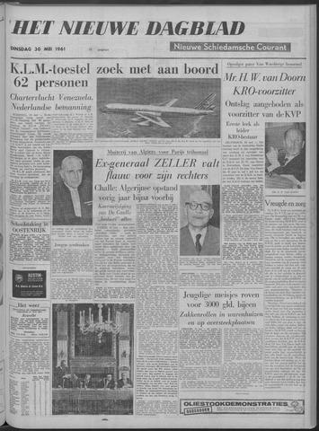 Nieuwe Schiedamsche Courant 1961-05-30