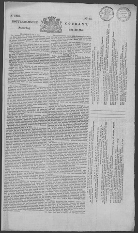 Rotterdamse Courant 1835-05-30
