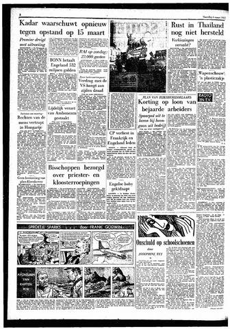 Rotterdamsch Parool / De Schiedammer 1957-03-04