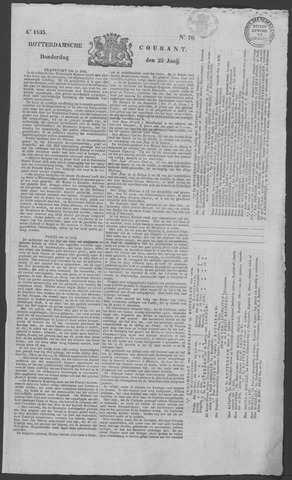 Rotterdamse Courant 1835-06-25