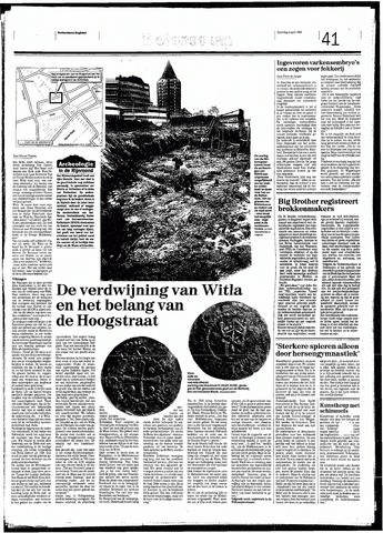 Rotterdamsch Nieuwsblad / Schiedamsche Courant / Rotterdams Dagblad / Waterweg / Algemeen Dagblad 1998-04-04