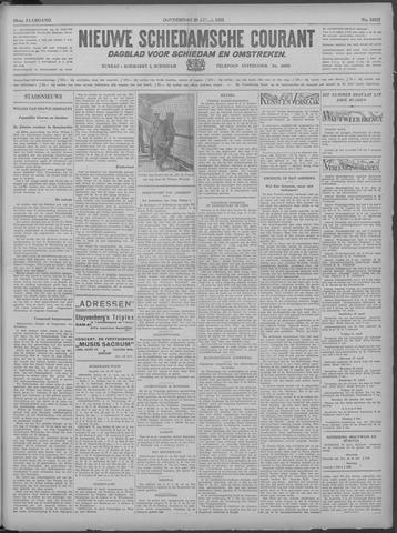 Nieuwe Schiedamsche Courant 1933-04-20