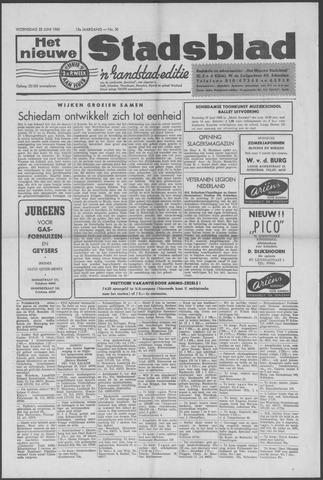 Het Nieuwe Stadsblad 1960-06-22