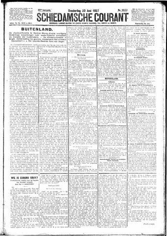Schiedamsche Courant 1927-06-23