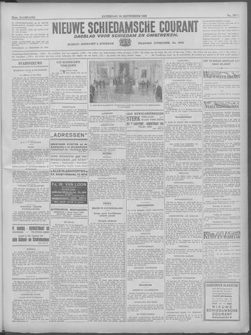 Nieuwe Schiedamsche Courant 1933-09-16