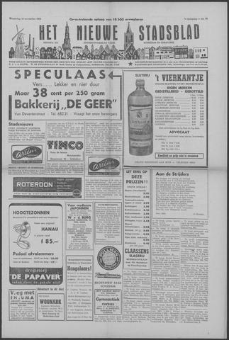 Het Nieuwe Stadsblad 1956-11-14