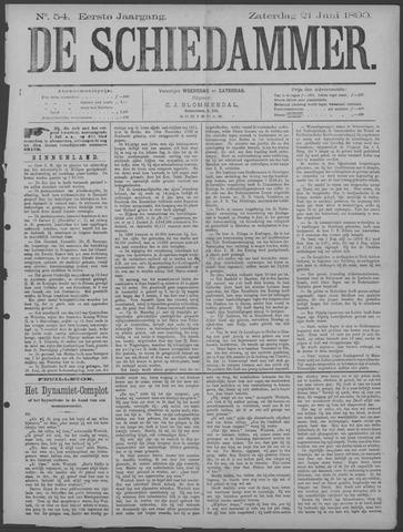 De Schiedammer 1890-06-21