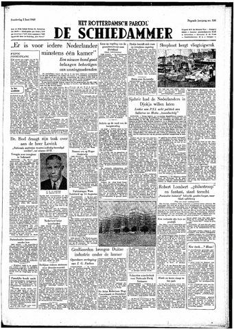Rotterdamsch Parool / De Schiedammer 1949-06-02