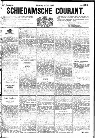 Schiedamsche Courant 1908-07-14