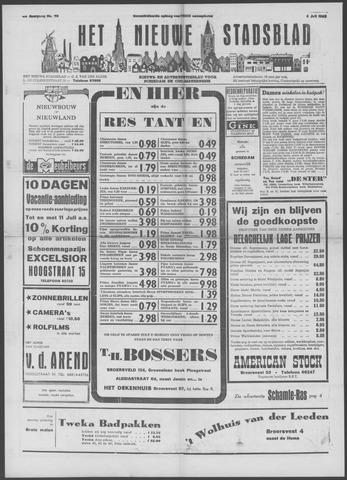Het Nieuwe Stadsblad 1952-07-04
