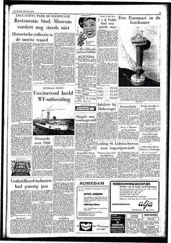 Rotterdamsch Parool / De Schiedammer 1961-02-02