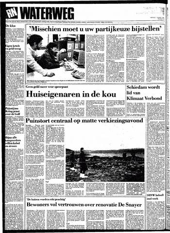 Rotterdamsch Nieuwsblad / Schiedamsche Courant / Rotterdams Dagblad / Waterweg / Algemeen Dagblad 1991-03-01