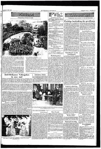 Rotterdamsch Nieuwsblad / Schiedamsche Courant / Rotterdams Dagblad / Waterweg / Algemeen Dagblad 1953-05-05