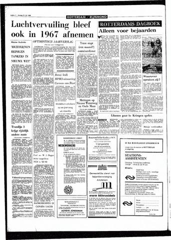 Rotterdamsch Parool / De Schiedammer 1968-07-30