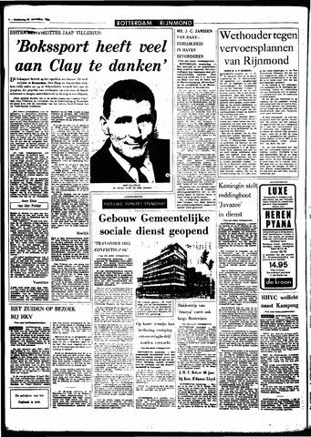 Rotterdamsch Parool / De Schiedammer 1966-11-24