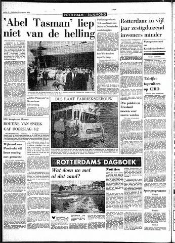 Rotterdamsch Parool / De Schiedammer 1970-08-20