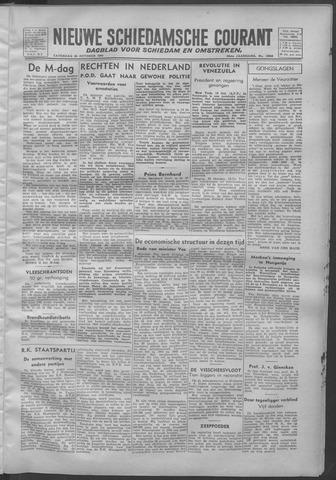 Nieuwe Schiedamsche Courant 1945-10-20
