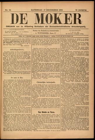 De Moker 1904-12-17
