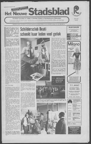 Het Nieuwe Stadsblad 1976-03-03