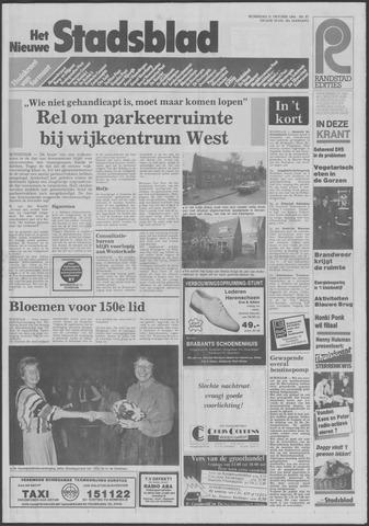 Het Nieuwe Stadsblad 1984-10-31