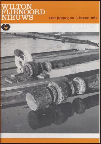 Wilton Fijenoord Nieuws 1981-02-01